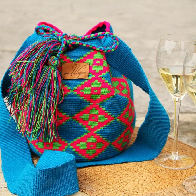 Mi Wayuu - Vino - azulita